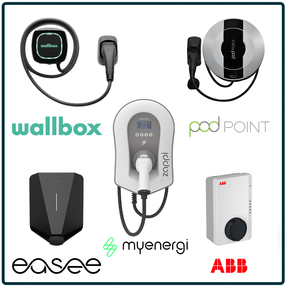 Book Home Charging